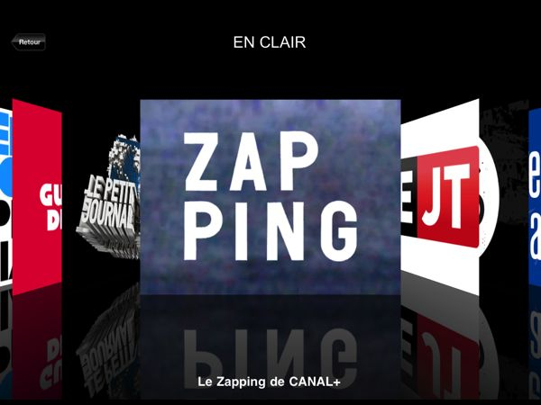 Canal+ Screenshot